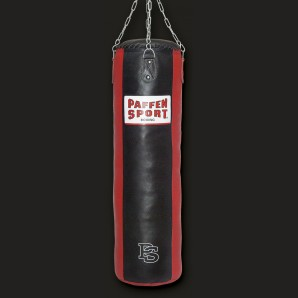 FILLED 120cm STAR Leather punching bag