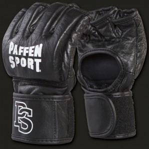 CONTACT LEDER Freefight Handschuh