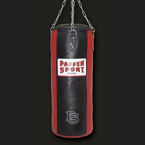 FILLED 90cm STAR Leather punching bag