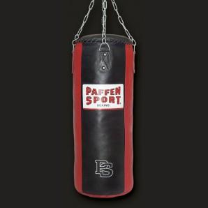 GEFÜLLT 90cm STAR Leder-Boxsack