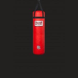 GEFÜLLT 120cm ALLROUND Kunstleder Box- und Kick-Boxsack