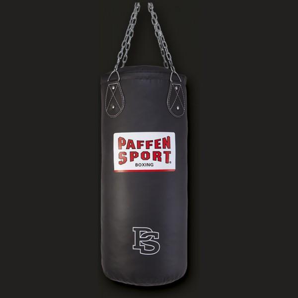rempli 80cm sac de frappe en cuir synth tique pour la boxe. Black Bedroom Furniture Sets. Home Design Ideas