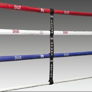 Connection belts, single for 3 ring ropes