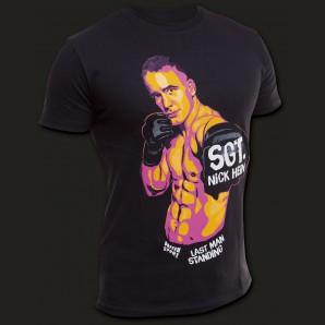 Nick Hein – Offizielles Walkout T-Shirt UFC57