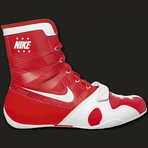 8859dbb34cab Nike HyperKO boxingboot Red white