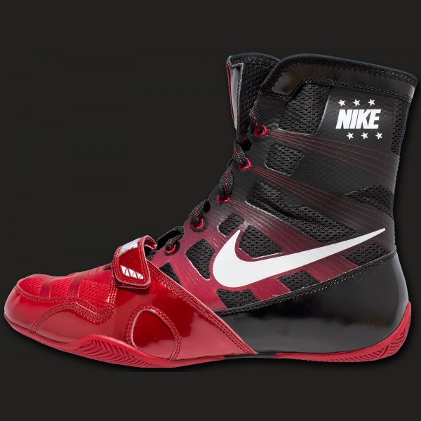 af93b330aec Nike HyperKO boxingboot Red black white