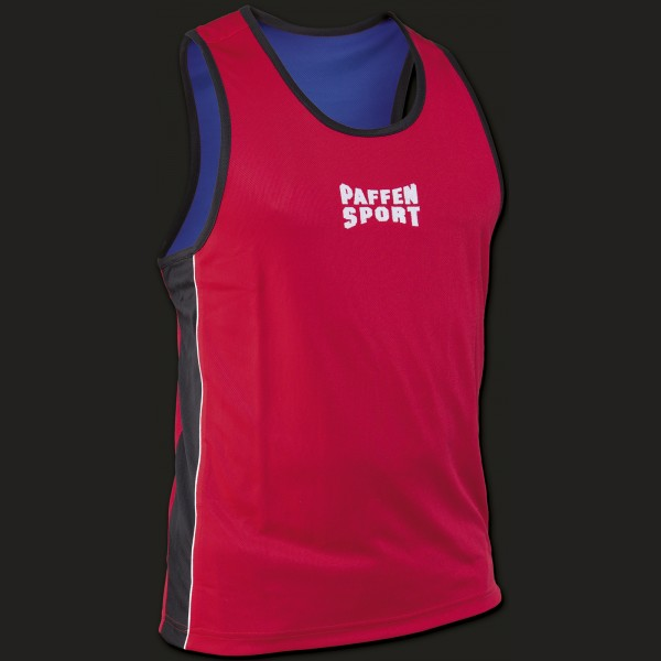 Muay Thai Boxen Paffen Sport READY TO RUMBLE Sleeveles T-Shirt Kickboxen MMA