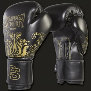 LADY GOLDEN DREAM Women boxing gloves