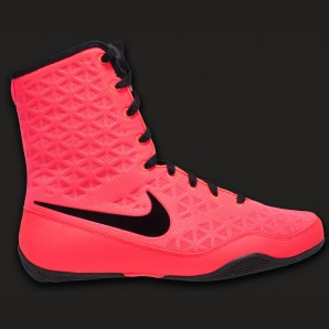 Nike KO Boxschuh Hyper Punch/schwarz