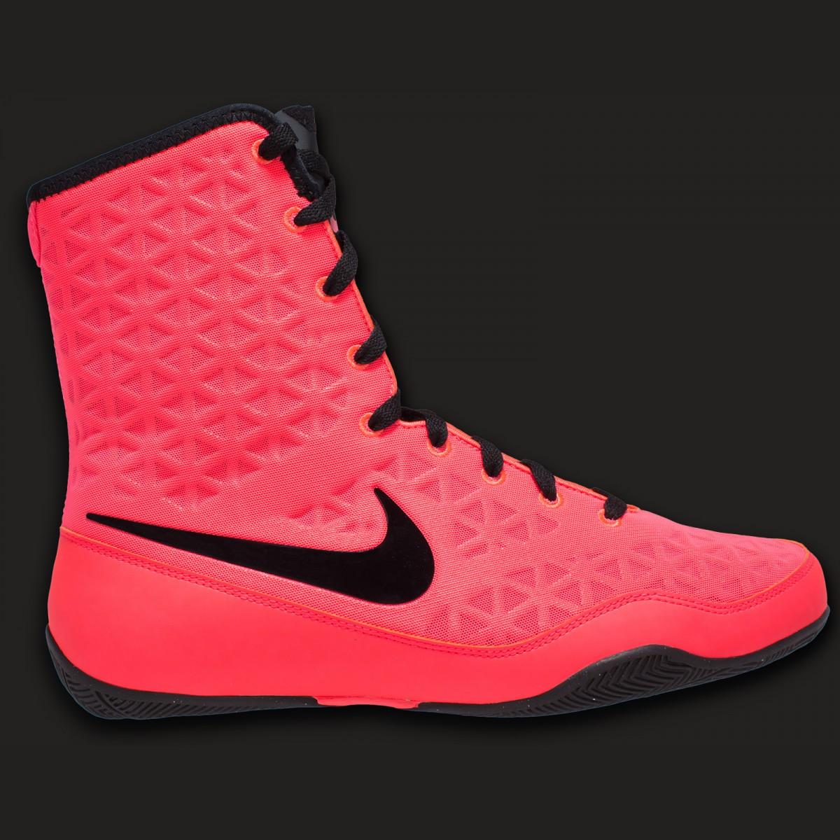 super popular 84a11 029c9 Nike KO Boxschuh Hyper Punch black ...