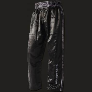 Pantalon pour le kick-boxing KICK STAR Noir