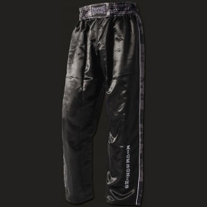 KICK STAR Kick boxing pants Black/Camouflage Black