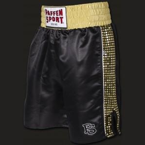 PRO GLORY Boxing pant Black/gold