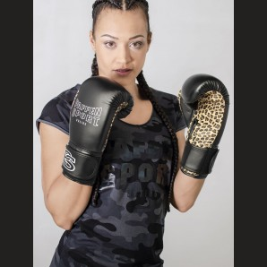 LADY BLACK LEO Boxing gloves for women