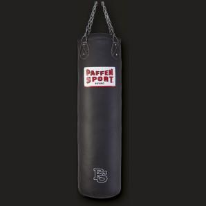 REMPLI 120cm Sac de frappe en cuir synthétique pour la boxe et le kick boxing ALLROUND