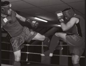 Muay Thai Wettkampf