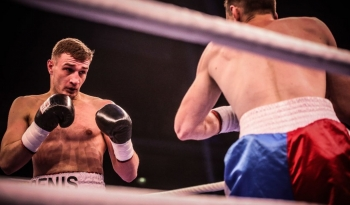 London Calling: Auch Denis Radovan boxt bei WBSS-Finale