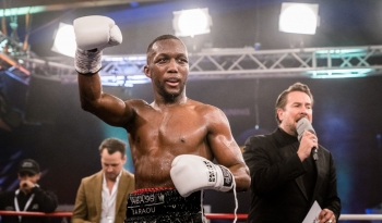Boxsport-Magazin: Abass Baraou ist Boxer des Jahres 2019
